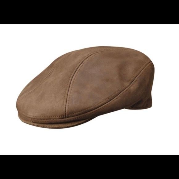 7874bcd2c1125 Stetson - Distressed Leather Ivy Cap. Herschel Hat Company.  M 5caf352a8d653dd79f5af985. M 5caf354479df270f95b3b975.  M 5caf3545bb22e36765e669bf